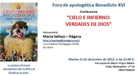 cartel conferencia 11 diciembre